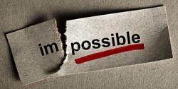 transformons l'impossible en possible